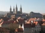 大聖堂と街並み