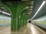 ミュンヘンの地下鉄