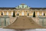 サンスーシ宮殿 (Schloss Sanssouci)