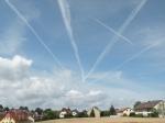 ドイツの空