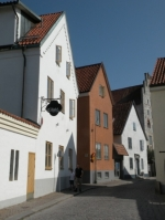 Visbyの街並み 2