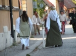 Visbyの街並み 9