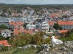Marstrandの街並み