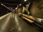 地下鉄アート 4