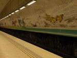地下鉄アート 6