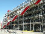 ポンピドゥー・センター (Centre Pompidou)