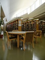 ヘルシンキ工科大学図書館 3