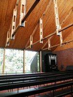 ヘルシンキ工科大チャペル(Otaniemi Chapel)