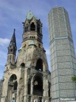 Kaiser-Wilhelm-Gedächtniskirche (カイザーヴィルヘルム教会) 2