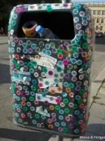 デザインゴミ箱