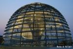 Reichstag (ドイツ連邦議会新議事堂)