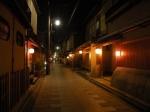京の街並み